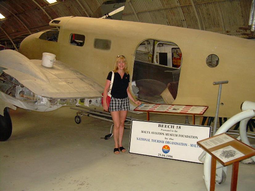 Malta: historiallisia nähtävyyksiä, upea automuseo ja vanhat lentokoneet (3/6)