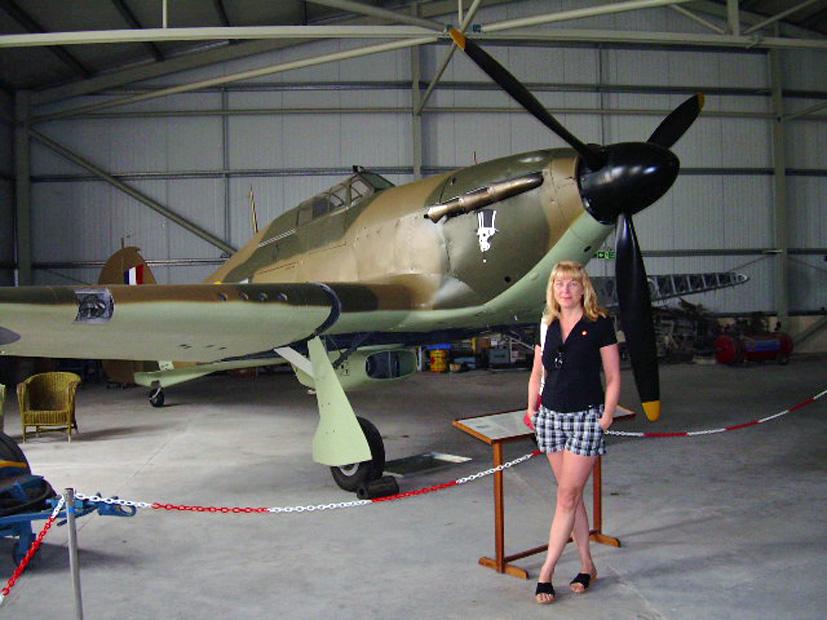 Malta: historiallisia nähtävyyksiä, upea automuseo ja vanhat lentokoneet (1/6)