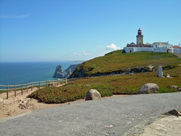 Cabo da Roca from land