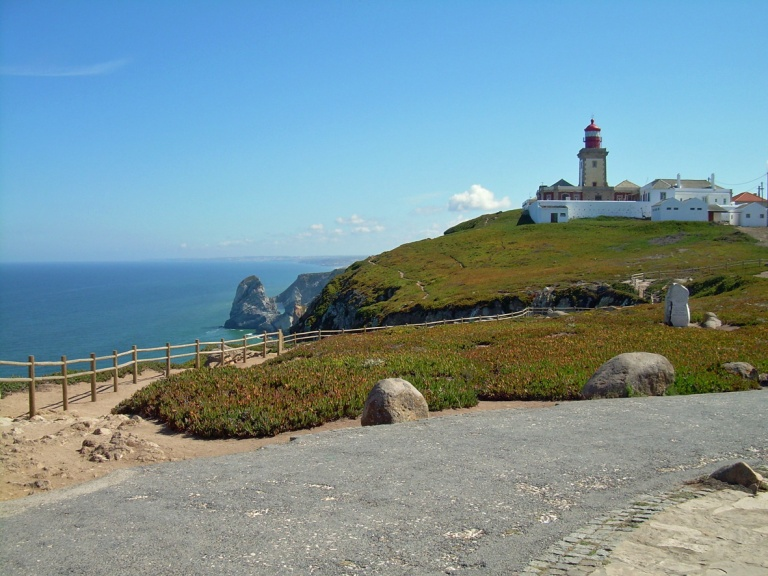 Cabo da Roca from land