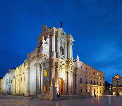 Duomo syrakusa