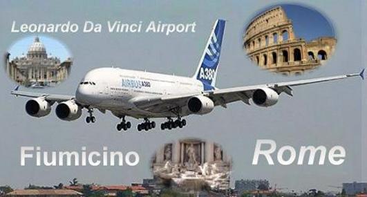 fiumicino airport