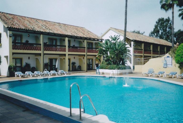Hotelli Diana Park_Espanja