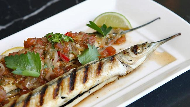 Malta grilled fish