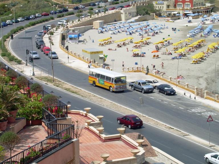 Mellieha Bay Road