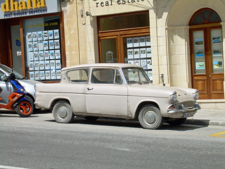 old car gozo