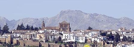Ronda city