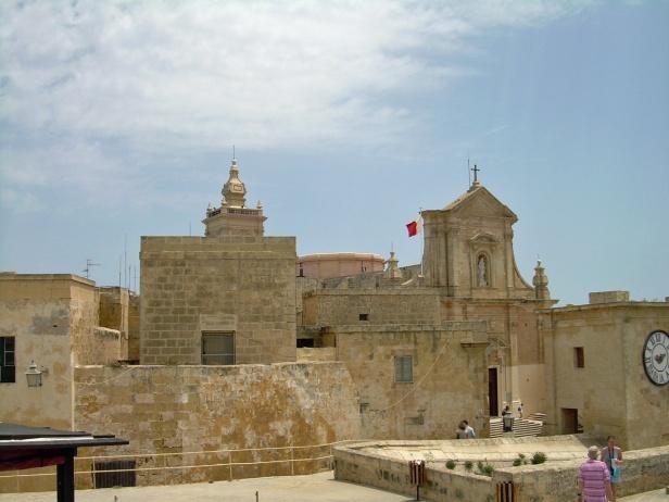 The top of Citadella