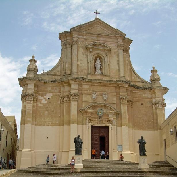 Victoria cathedral Citadella