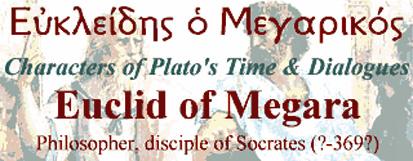 Euclid of megara