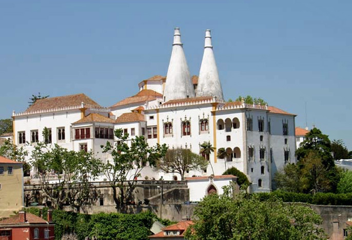 Nacional palace Sintra_Portugal