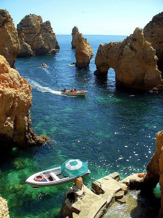 Portugalin kallioranta
