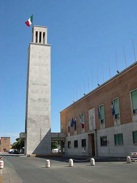 Sabaudia town hall_2