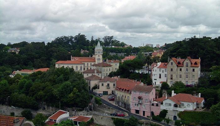 Sintran kaupunki Portugal