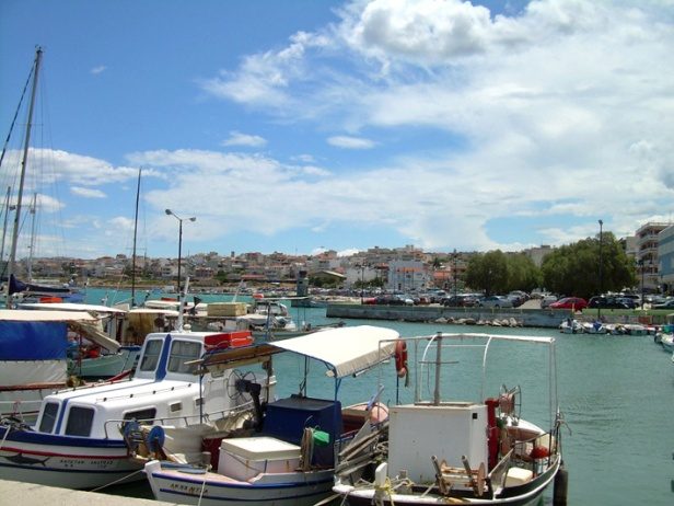 Korintin satama