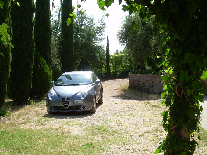 Alfa Romeomme Ardeassa