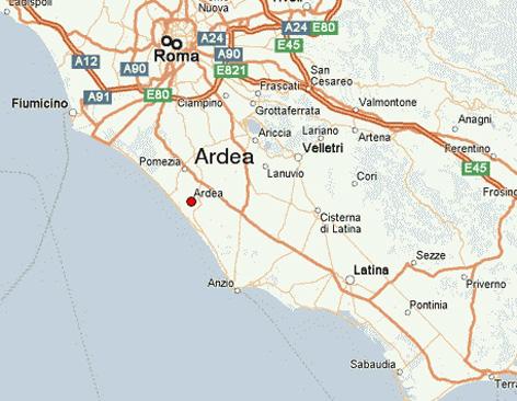 Italia: Ardea, Anzio ja Nettuno (6/6)