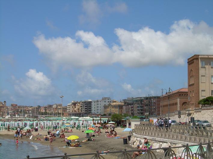 Italia: Ardea, Anzio ja Nettuno (5/6)