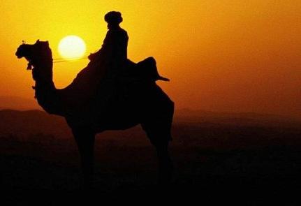 Egypti kamelimies