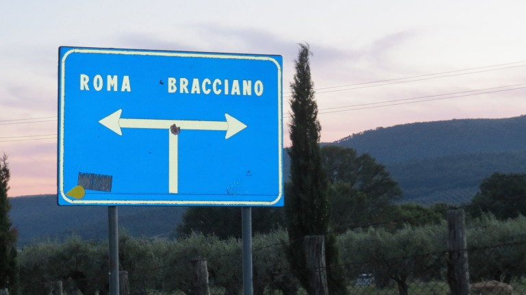 Roma Bracciano kyltti