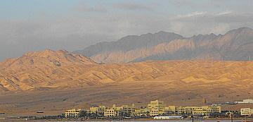 tala bay mountains