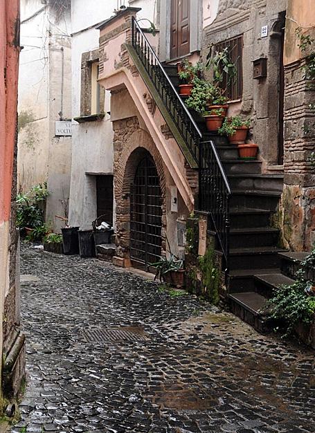 Trevignano town 1