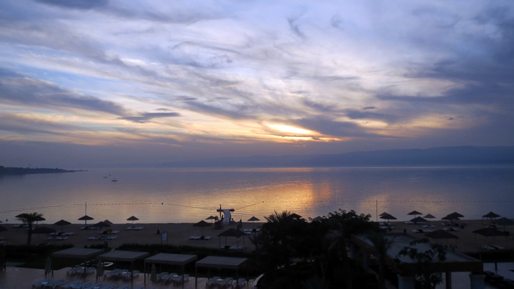 Sunset in Jordania_2