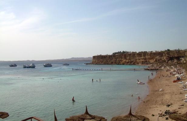 Sharm El Sheikh_Viereinen ranta