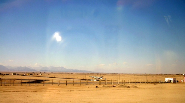 A mig in the desert_Hurghada