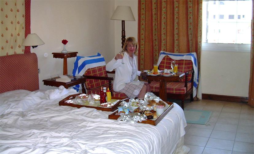 Hurghada: MiG, vuohia, lampaita ja egyptiläiset häät (3/6)