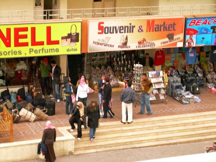 Hurghada_locals shopping