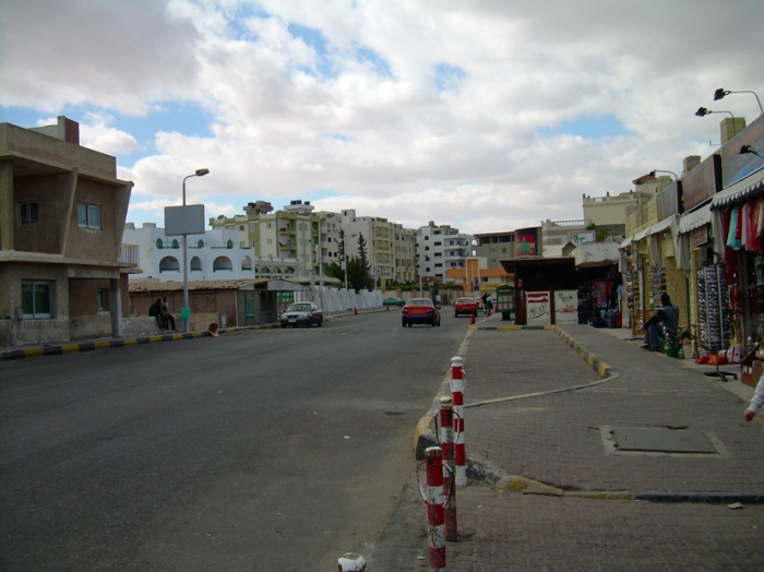 On the streets of Hurghada 2