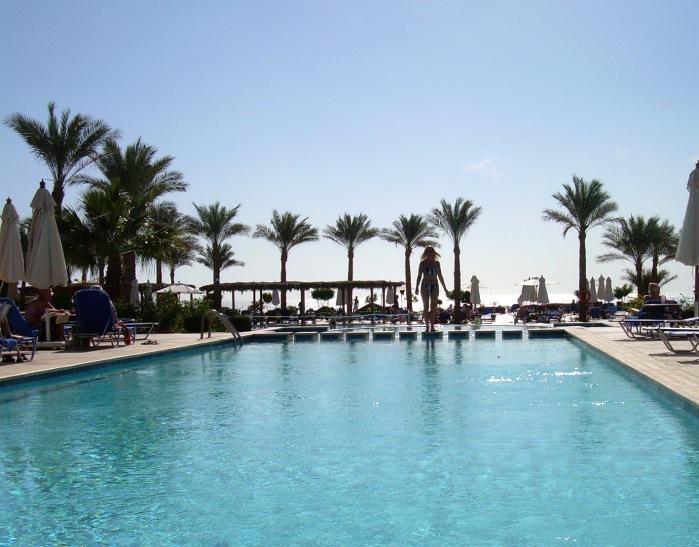 Sharm El Sheikh_hyppy altaaseen