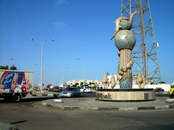 Sharm El Sheikhin kaduilla