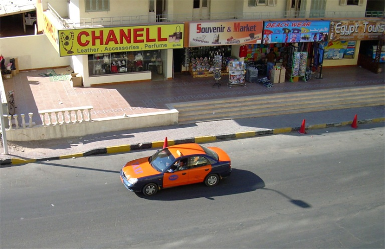 Taksit Hurghadassa