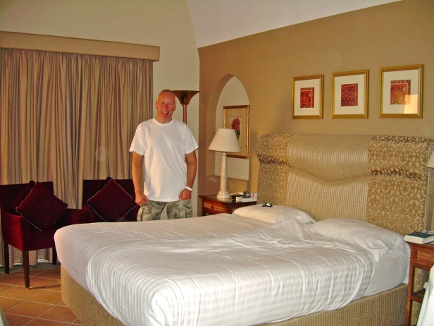 Coraya Bay Egypt_A big bedroom