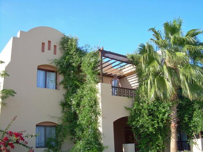Coraya Bay Egypt_We got a top floor suite