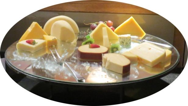 Jordanian juustot