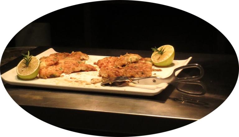 Jordanian kala maistui upealta