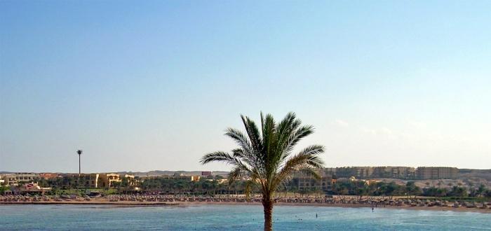 Coraya Bay Egypt_view towards the opposite beach