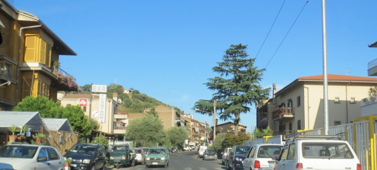 Trevignano town 2