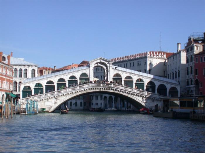 Venice_Ponte di Rialto