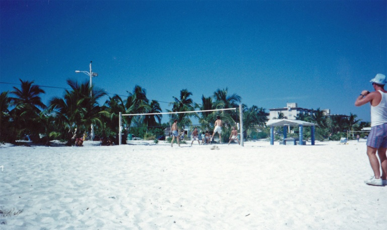 Beach volleyball_Key West