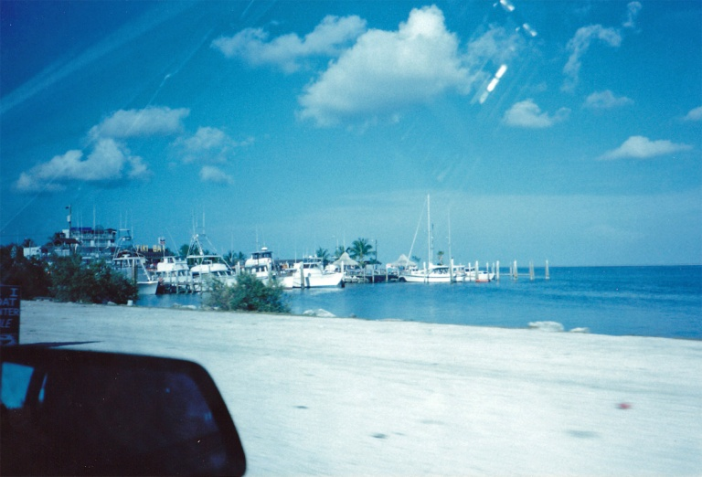 Key West_from the car