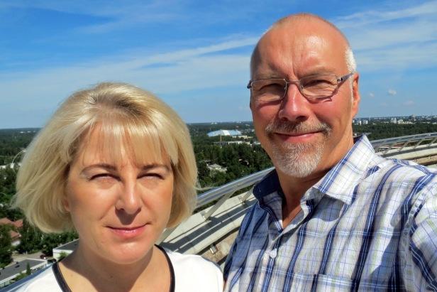 Birthday at Haikaranpesä Espoo