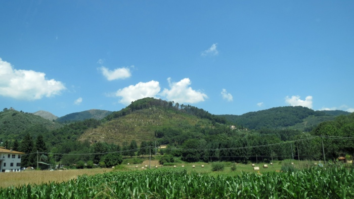 Driving to Lucca_2