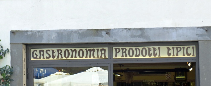 My favourite store in Lucca