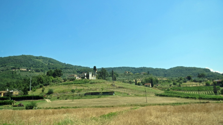 Toscana countryside