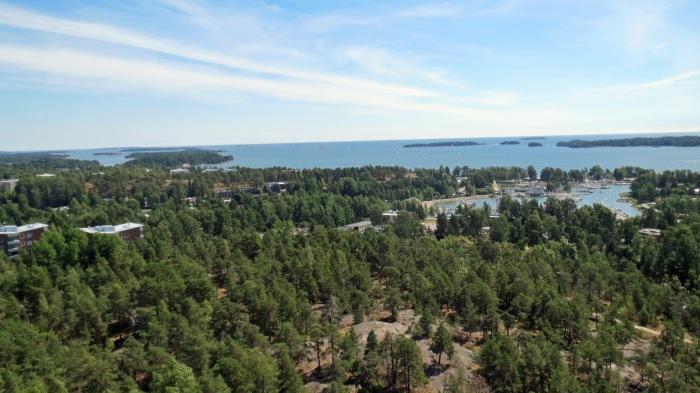 View from Haikaranpesä Espoo_2