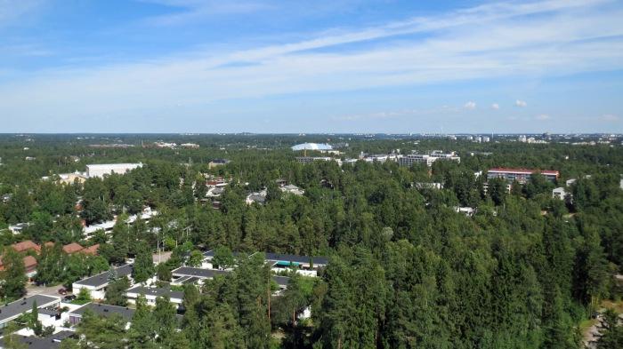 View from Haikaranpesä Espoo_4